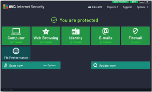 AVG internet security 2013 full